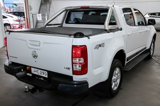 2016 Holden Colorado RG MY16 LS-X Crew Cab White 6 Speed Sports Automatic Utility