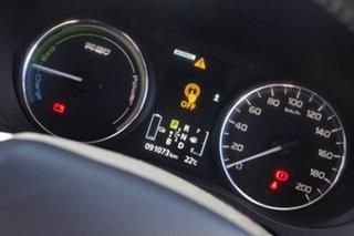 2014 Mitsubishi Outlander ZJ MY14.5 PHEV AWD Aspire Blue 1 Speed Automatic Wagon Hybrid