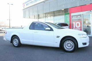 2012 Holden Ute VE II MY12 Omega White 6 Speed Sports Automatic Utility