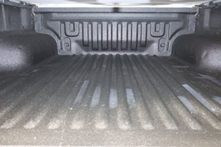 2014 Isuzu D-MAX TF MY15 LS-U HI-Ride (4x4) Silver 5 Speed Automatic Crew Cab Utility