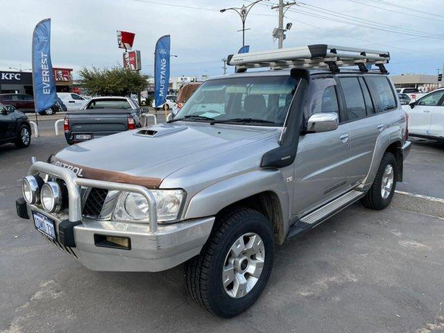 Used Nissan Patrol GU 7 MY10 TI Morley, 2010 Nissan Patrol GU 7 MY10 TI Silver 4 Speed Sports Automatic Wagon