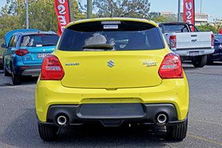 2021 Suzuki Swift AZ Series II Sport Yellow 6 Speed Sports Automatic Hatchback
