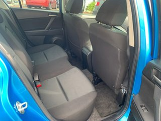 2011 Mazda 3 BL 10 Upgrade Maxx Sport Blue 5 Speed Automatic Sedan