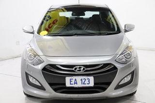 2013 Hyundai i30 GD Premium Silver 6 Speed Sports Automatic Hatchback.
