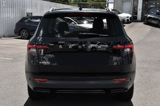 2019 Skoda Karoq NU MY20 110TSI DSG FWD Black 7 Speed Sports Automatic Dual Clutch Wagon.