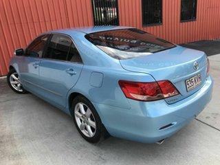 2007 Toyota Aurion GSV40R AT-X Blue 6 Speed Sports Automatic Sedan.