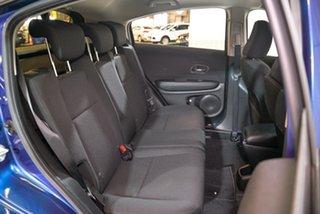 2015 Honda HR-V MY15 VTi Blue 1 Speed Constant Variable Hatchback