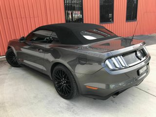 2016 Ford Mustang FM SelectShift Grey 6 Speed Sports Automatic Convertible.