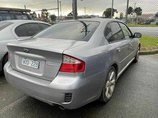 2008 Subaru Liberty MY09 2.5I Silver 4 Speed Auto Elec Sportshift Sedan.