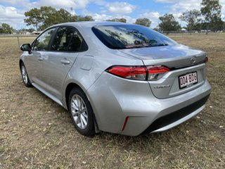 2021 Toyota Corolla Mzea12R Ascent Sport Silver Pearl 10 Speed Constant Variable Sedan