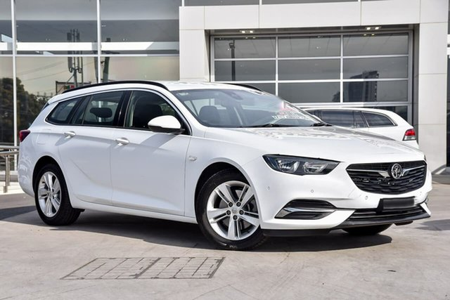 Used Holden Commodore ZB MY20 LT Sportwagon Liverpool, 2020 Holden Commodore ZB MY20 LT Sportwagon White 9 Speed Sports Automatic Wagon
