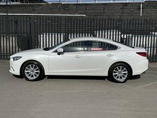 2017 Mazda 6 GL1031 Sport SKYACTIV-Drive White 6 Speed Sports Automatic Sedan