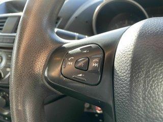 2011 Mazda BT-50 XT (4x4) Grey 6 Speed Manual Cab Chassis