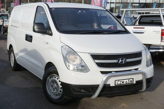 Used Hyundai iLOAD TQ2-V MY13 Phillip, 2013 Hyundai iLOAD TQ2-V MY13 White 5 Speed Automatic Van
