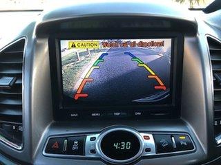 2014 Holden Captiva CG MY14 7 AWD LTZ Black 6 Speed Sports Automatic Wagon