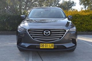 2016 Mazda CX-9 TC Touring SKYACTIV-Drive i-ACTIV AWD Grey 6 Speed Sports Automatic Wagon.