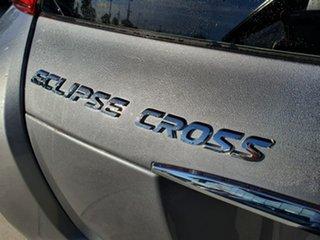 2019 Mitsubishi Eclipse Cross YA MY20 Black Edition 2WD Titanium Grey 8 Speed Constant Variable