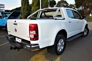 2015 Holden Colorado RG MY15 LTZ Crew Cab 4x2 White 6 Speed Sports Automatic Utility.