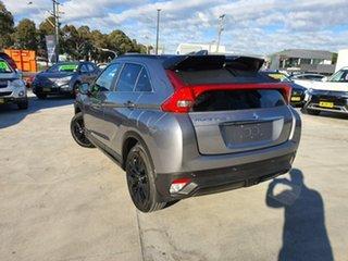 2019 Mitsubishi Eclipse Cross YA MY20 Black Edition 2WD Titanium Grey 8 Speed Constant Variable.