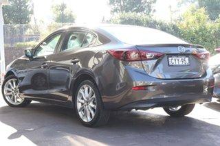 2014 Mazda 3 BM5236 SP25 SKYACTIV-MT GT Bronze 6 Speed Manual Sedan.
