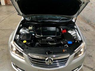 2015 Holden Calais VF II MY16 Silver 6 Speed Sports Automatic Sedan