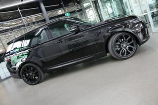 2020 Land Rover Range Rover Sport L494 20.5MY SE Black 8 Speed Sports Automatic Wagon.