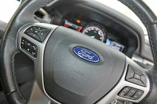 2017 Ford Everest UA MY18 Trend (RWD) Blue 6 Speed Automatic SUV