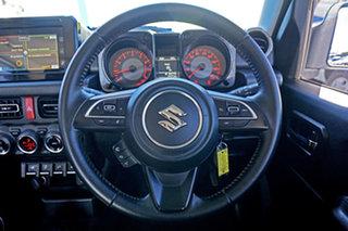 2019 Suzuki Jimny JB74 GLX White 5 Speed Manual Hardtop