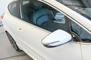 2014 Kia Pro_ceed JD MY14 GT White 6 Speed Manual Hatchback.