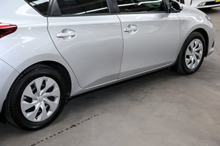 2017 Toyota Corolla ZRE172R Ascent S-CVT Silver 7 Speed Constant Variable Sedan