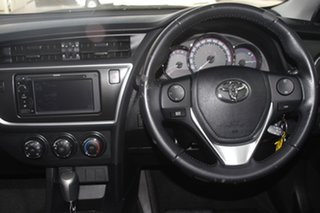 2013 Toyota Corolla ZRE182R Ascent Sport S-CVT Red 7 Speed Constant Variable Hatchback