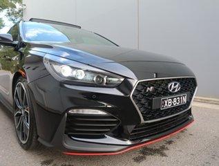 2019 Hyundai i30 PDe.2 MY19 N Performance Black 6 Speed Manual Hatchback