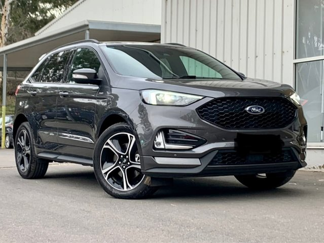 Used Ford Endura CA 2019MY ST-Line Clare, 2018 Ford Endura CA 2019MY ST-Line Grey 8 Speed Sports Automatic Wagon