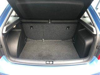 2015 Skoda Rapid NH MY15 Ambition Spaceback DSG Blue 7 Speed Sports Automatic Dual Clutch Hatchback