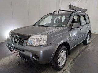 2007 Nissan X-Trail T30 II MY06 ST-S X-Treme Grey 5 Speed Manual Wagon.