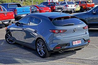 2020 Mazda 3 BP2HLA G25 SKYACTIV-Drive GT Grey 6 Speed Sports Automatic Hatchback.