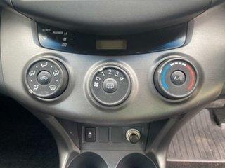 2011 Toyota RAV4 ACA38R MY11 CV 4x2 Barcelona Red 4 Speed Automatic Wagon