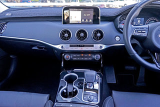 2020 Kia Stinger CK MY20 330S Fastback Silver 8 Speed Sports Automatic Sedan