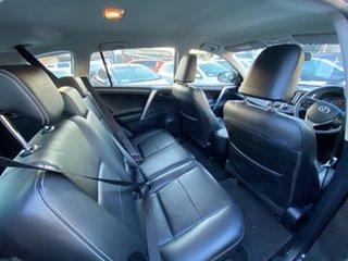 2015 Toyota RAV4 ZSA42R MY14 GX 2WD Black 7 Speed Constant Variable Wagon