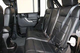 2011 Jeep Wrangler Unlimited JK MY11 Renegade 70th Anniversary 6 Speed Manual Hardtop