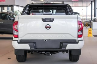 2021 Nissan Navara D23 MY21 Pro-4X White Diamond 6 Speed Manual Utility.