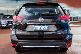 2021 Nissan X-Trail T32 MY21 ST 2WD Diamond Black 6 Speed Manual Wagon.
