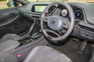 2021 Hyundai Sonata DN8.V1 MY21 N Line DCT Red 8 Speed Sports Automatic Dual Clutch Sedan