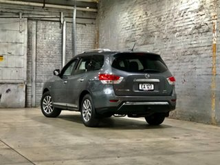 2015 Nissan Pathfinder R52 MY15 ST-L X-tronic 4WD Grey 1 Speed Constant Variable Wagon