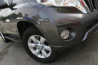 2017 Toyota Landcruiser Prado GDJ150R GXL Graphite 6 Speed Sports Automatic Wagon.