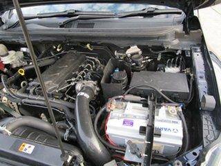 2016 Mazda BT-50 UR0YG1 XT Dark Blue 6 Speed Manual Cab Chassis