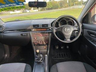2005 Mazda 3 BK10F1 Maxx Maroon 5 Speed Manual Sedan