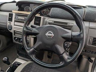 2007 Nissan X-Trail T30 II MY06 ST-S X-Treme Grey 5 Speed Manual Wagon