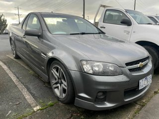 2010 Holden Commodore VE II SV6 Grey 6 Speed Automatic Utility