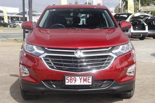 2018 Holden Equinox EQ MY18 LTZ AWD Red 9 Speed Sports Automatic Wagon.